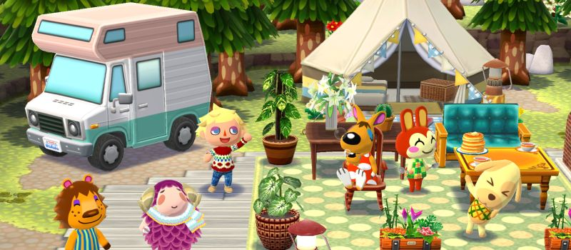 Nintendo did at least one thing right when bringing Animal Crossing to mobile